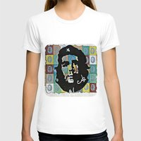 che T-shirts featuring Everywhere a Che, Che by Ethna Gillespie
