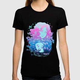Two Faces - Color T-shirt