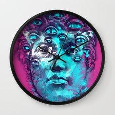 SEER Wall Clock