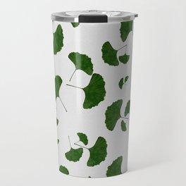 Ginkgo Leaf I Travel Mug