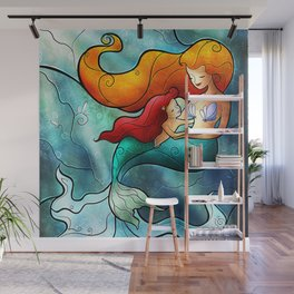 I Remember Love Wall Mural