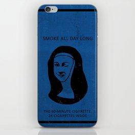 nuns two iPhone Skin
