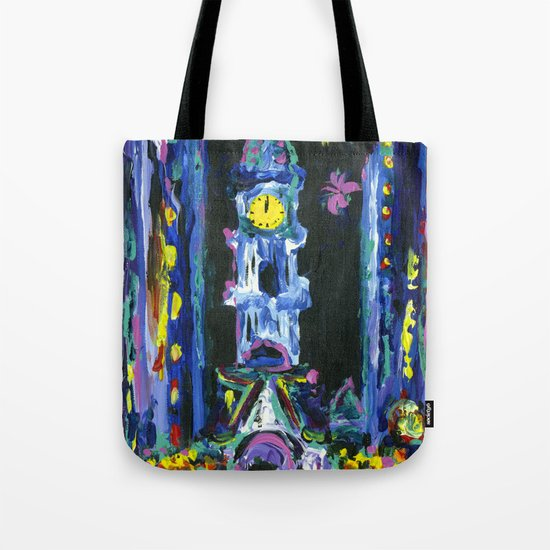 Broad Street New Years Tote Bag