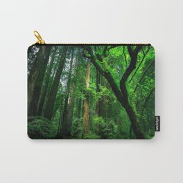 Enchanted forest mood II Carry-All Pouch