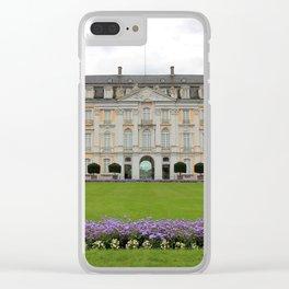 Schloss Augustusburg in Brühl Clear iPhone Case
