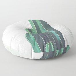 Organ Pipe Cactus Floor Pillow