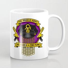 TPA Crest - We March 4 The Funk (Reverend design #2) Coffee Mug