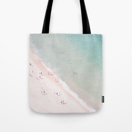 beach - summer of love Tote Bag