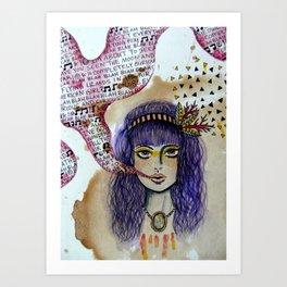 speakeasy Art Print