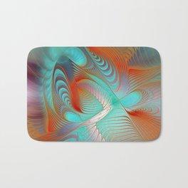 fractal design -116- Bath Mat