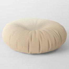 Vanilla / Ice Coffee Gradient Colors Floor Pillow