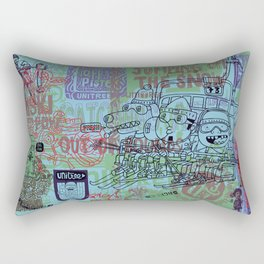 Unitree One Rectangular Pillow