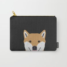 Indiana - Shiba Inu gift design for dog lovers and dog people Carry-All Pouch