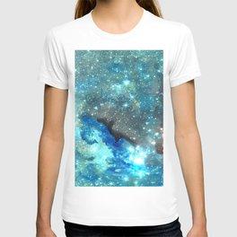 skyblue T-shirt
