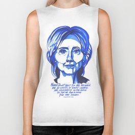Hillary Rodham Clinton Biker Tank
