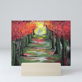 Nova Scotia Autumn Mini Art Print