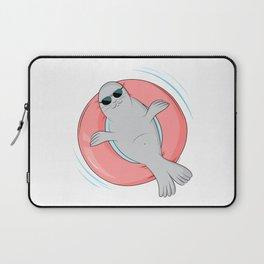 Tanning seal Laptop Sleeve