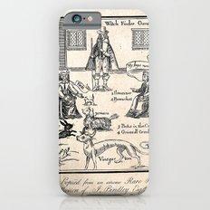 Matthew Hopkins, Witchfinder general Slim Case iPhone 6s