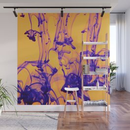 Contrasting Quiet Wall Mural