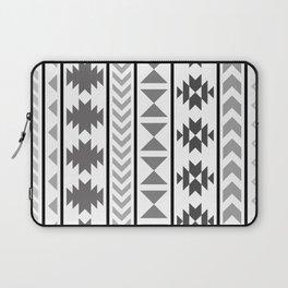 Winter Aztec Laptop Sleeve