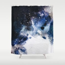 Between airplanes Shower Curtain