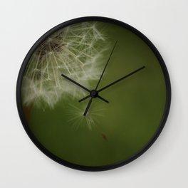 Wish or Weed? Wall Clock