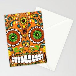 Sugar Skull #8 Stationery Cards