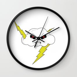 Angry Cloud is Angry Wall Clock