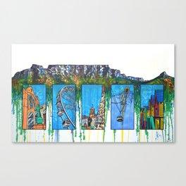 Mother City Canvas Print