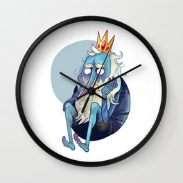 sadking Wall Clock
