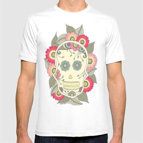 ColoredSkull T-shirt