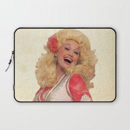 Dolly Parton - Watercolor Laptop Sleeve