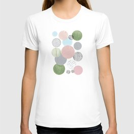 Neutral Circles T-shirt