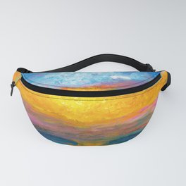 Evening Glow Fanny Pack