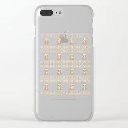 2f7e3620d11612ba 4x4 Clear iPhone Case