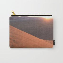 Sunrise from Dune 45 Carry-All Pouch