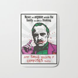 The JokeFather Bath Mat