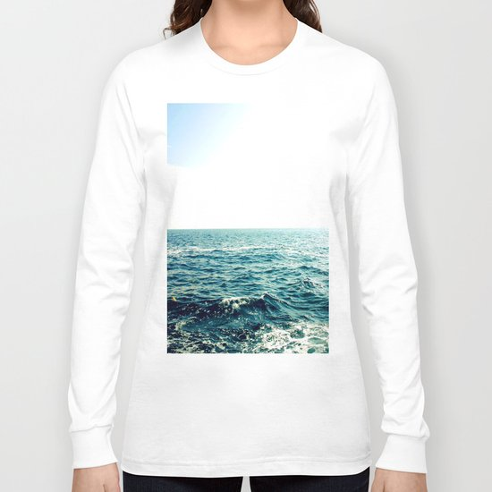 Sea waves I Long Sleeve T-shirt