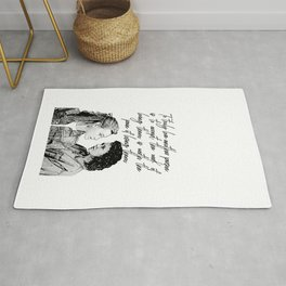 Dani and Jamie - The Haunting of Bly Manor Rug