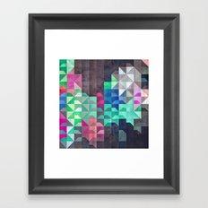 wytyrbyke Framed Art Print