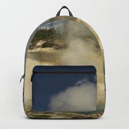 Norris Geyser Basin - Beryl Spring Backpack