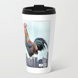A HUGE COCK Travel Mug