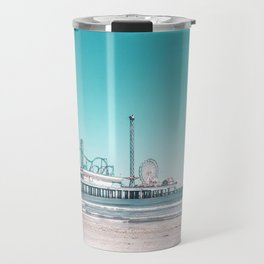Travel Series - Galveston, TX Travel Mug