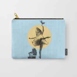 Ballerina Fish Carry-All Pouch
