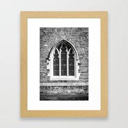 Maynooth Church Pt.1 Framed Art Print
