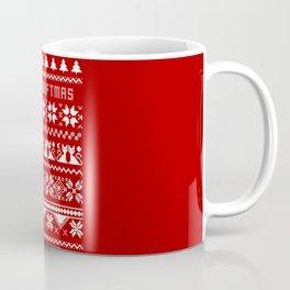Marry SwiftMas Coffee Mug