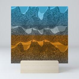 Roaming Canyon Mini Art Print