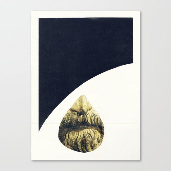 BURKA  Canvas Print