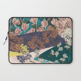 Flower Textures 03 Laptop Sleeve