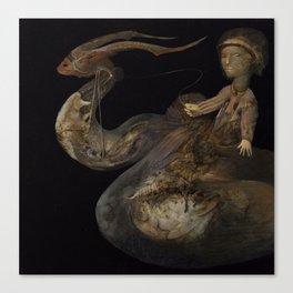 Dragon (1) Canvas Print